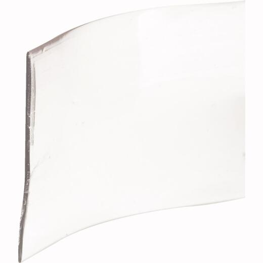 Prime-Line 1-1/2 In. x 36 In. Clear Shower Door Flat Bottom Sweep