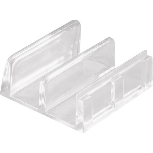 Prime-Line Snap-In Tub & Shower Enclosure Bottom Guide (2 Count)