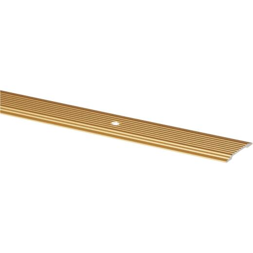 Do it Gold Satin 1-1/4 In. x 6 Ft. Aluminum Seam Binder