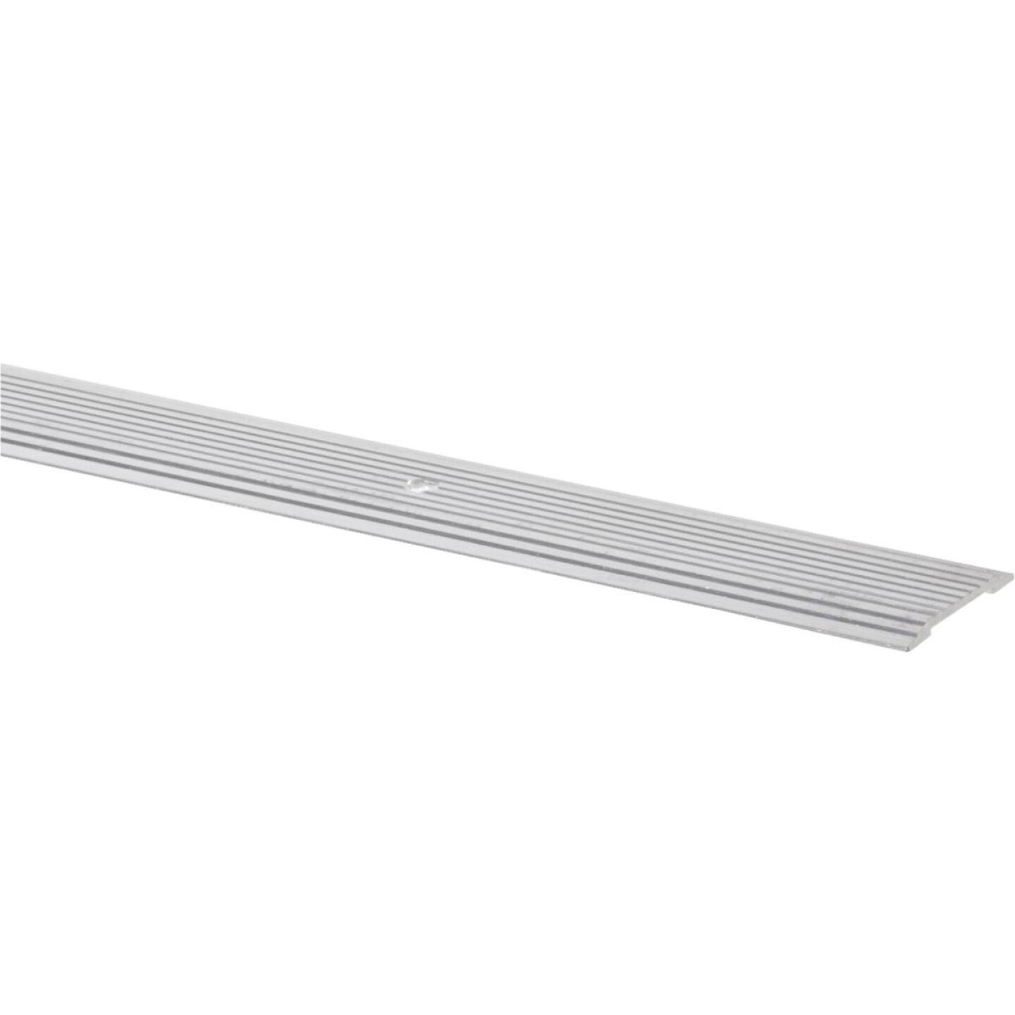 Do it Silver Satin 1-1/4 In. x 3 Ft. Aluminum Seam Binder, Wide Image 1