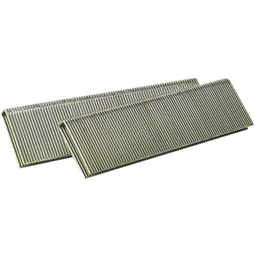 Senco AccuSet 18-Gauge Galvanized Medium Wire Finish Staple, 1/4 In. x 3/4 In. (5000 Ct.)