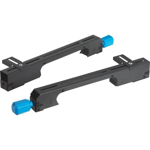 Channellock Miter Saw Tool Mounting Brackets (2-Piece)