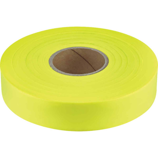 Empire 600 Ft. x 1 In. Yellow Flagging Tape