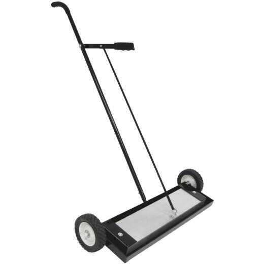 Master Magnetics 24 in. Magnetic Floor Sweeper