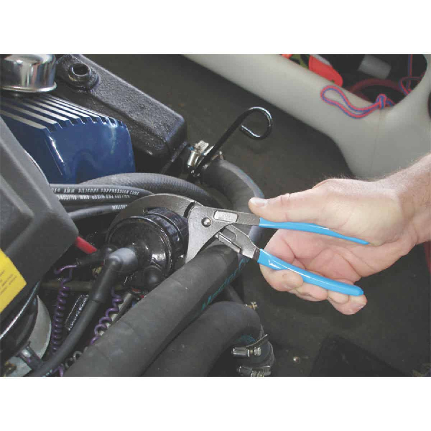 Channellock 9 In. Steel PVC/Oil Filter Pliers Image 5