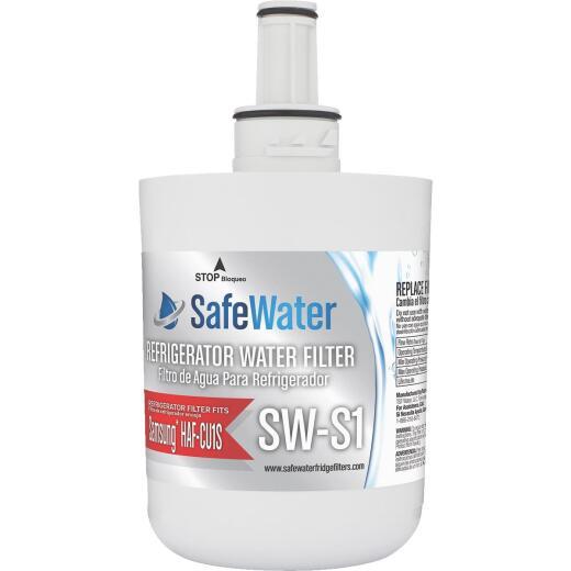 Safe Water S1 Samsung Icemaker & Refrigerator Water Filter Cartridge