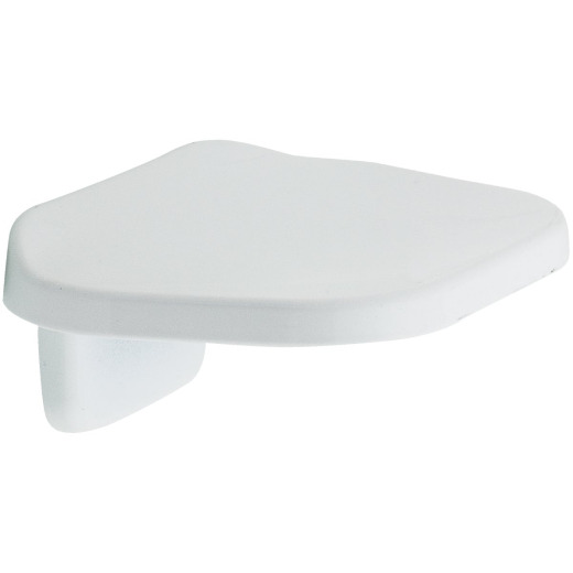 Home Impressions Vista White Soap Dish