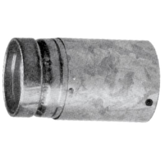 SELKIRK RV 4 In. x 18 In. Adjustable Round Gas Vent Pipe