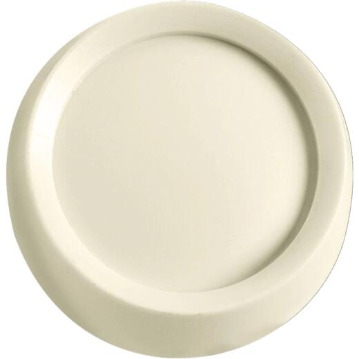 Leviton Light Almond Round Rotary Dimmer Knob