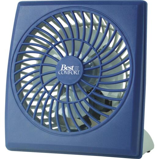 Best Comfort 4 In. 1-Speed Table Fan