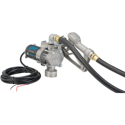 GPI 12V DC, 8 GPM EZ-8 Fuel Transfer Pump