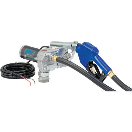 GPI 12V DC, 15 GPM Automatic Fuel Transfer Pump