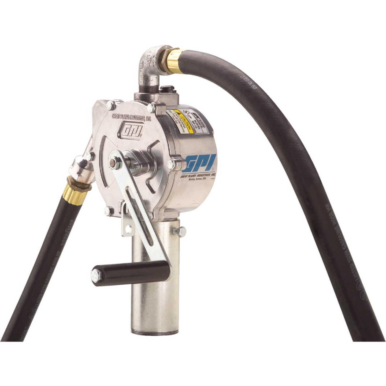 GPI Rotary Hand Pump Image 1