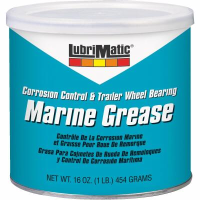 LubriMatic 1 Lb. Can Marine Trailer Wheel Bearing Grease