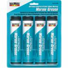 LubriMatic 3 Oz. Cartridge Marine Trailer Wheel Bearing Grease (4-Pack) Image 1