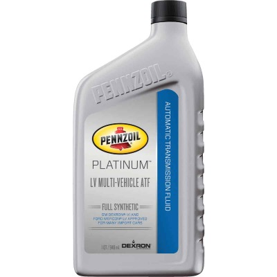 Pennzoil Platinum LV 1 Qt. Multi-Vehicle Automatic Transmission Fluid