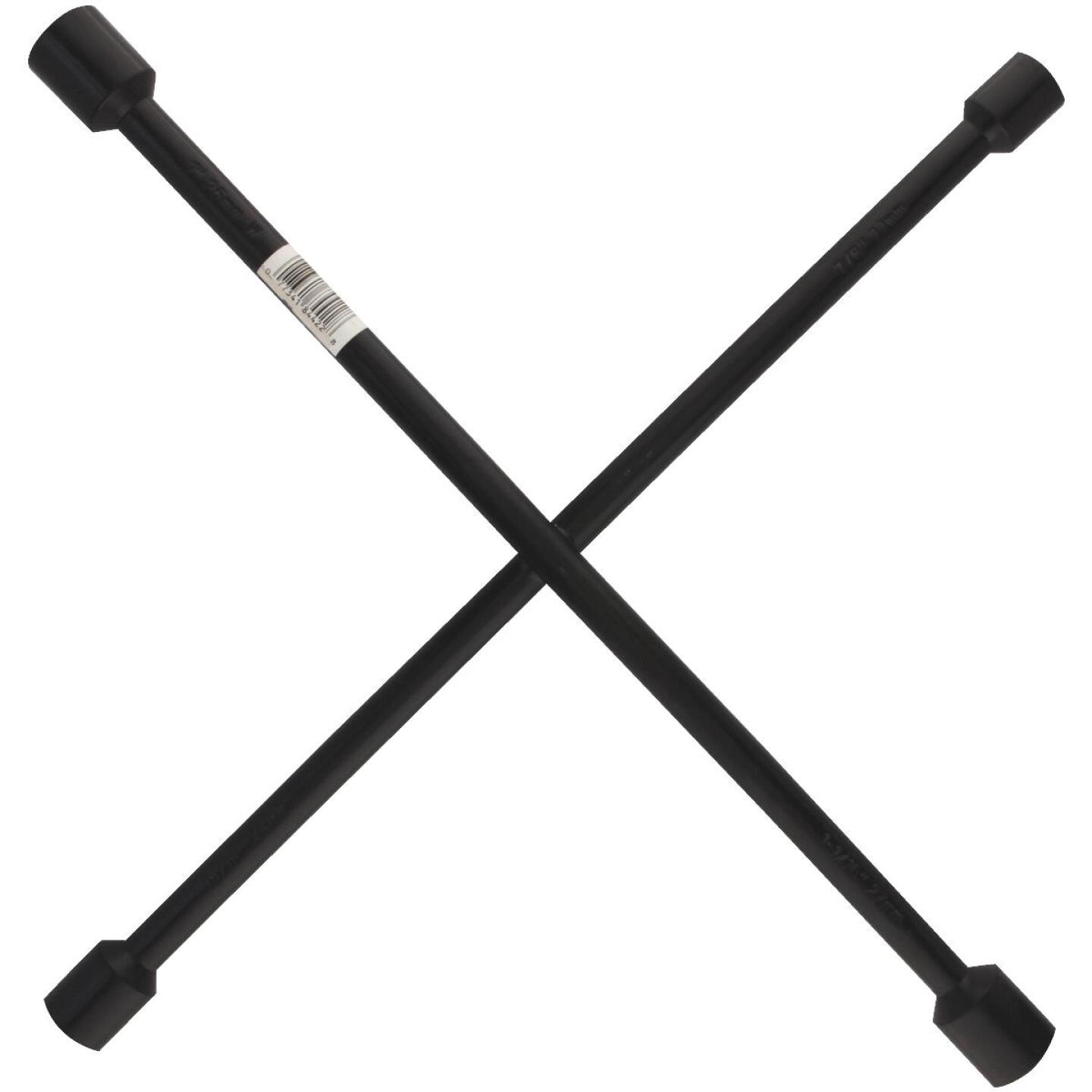 "Custom Accessories 22"" Sae Black Lug Wrench Image 2"