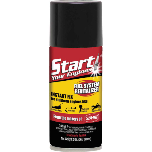 Start Your Engines 2 Oz. Starting Fluid