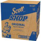 Scott 11 In. W x 9.4 In. L Disposable Original Shop Towel (55-Sheets) Image 2