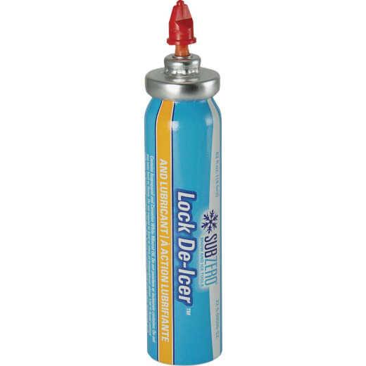 Subzero 5/8 Oz. Lock De-Icer and Lubricant