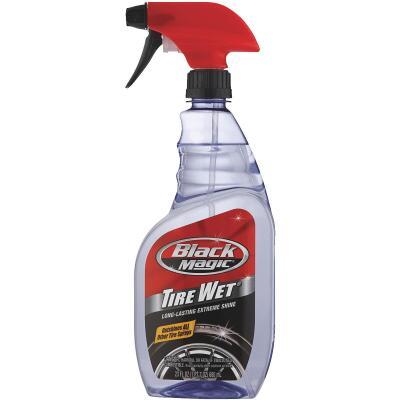 Black Magic 23 oz Trigger Spray Tire Cleaner