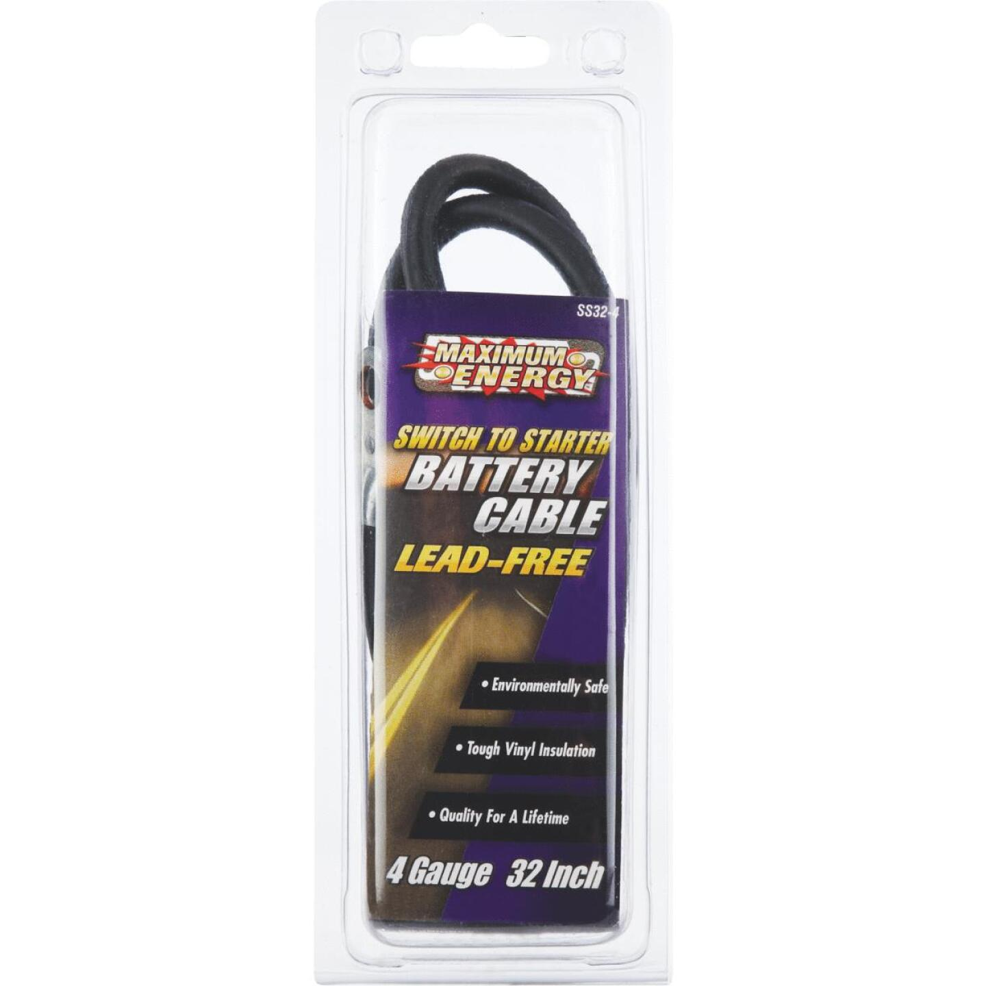 "Road Power 4 Gauge 32"" Battery Cable Image 2"
