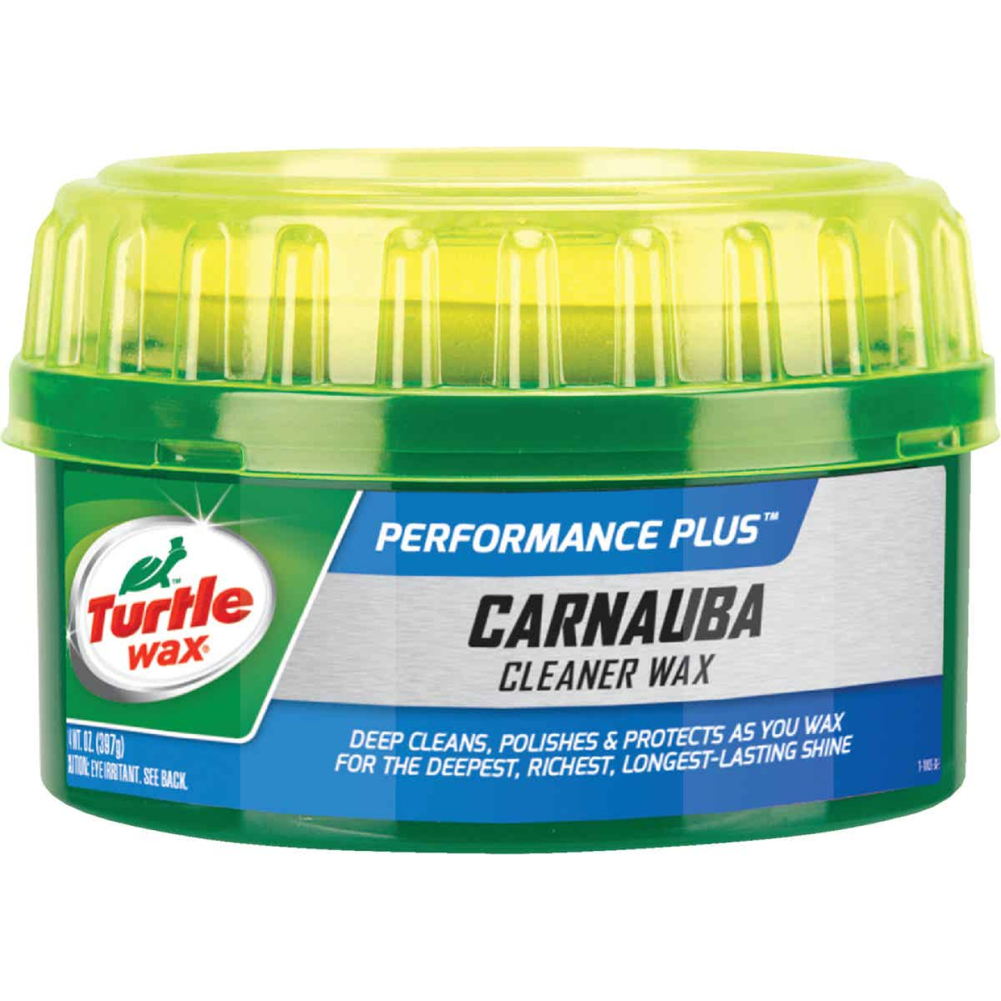 Turtle Wax 14 Oz. Carnauba Paste Car Wax Image 1