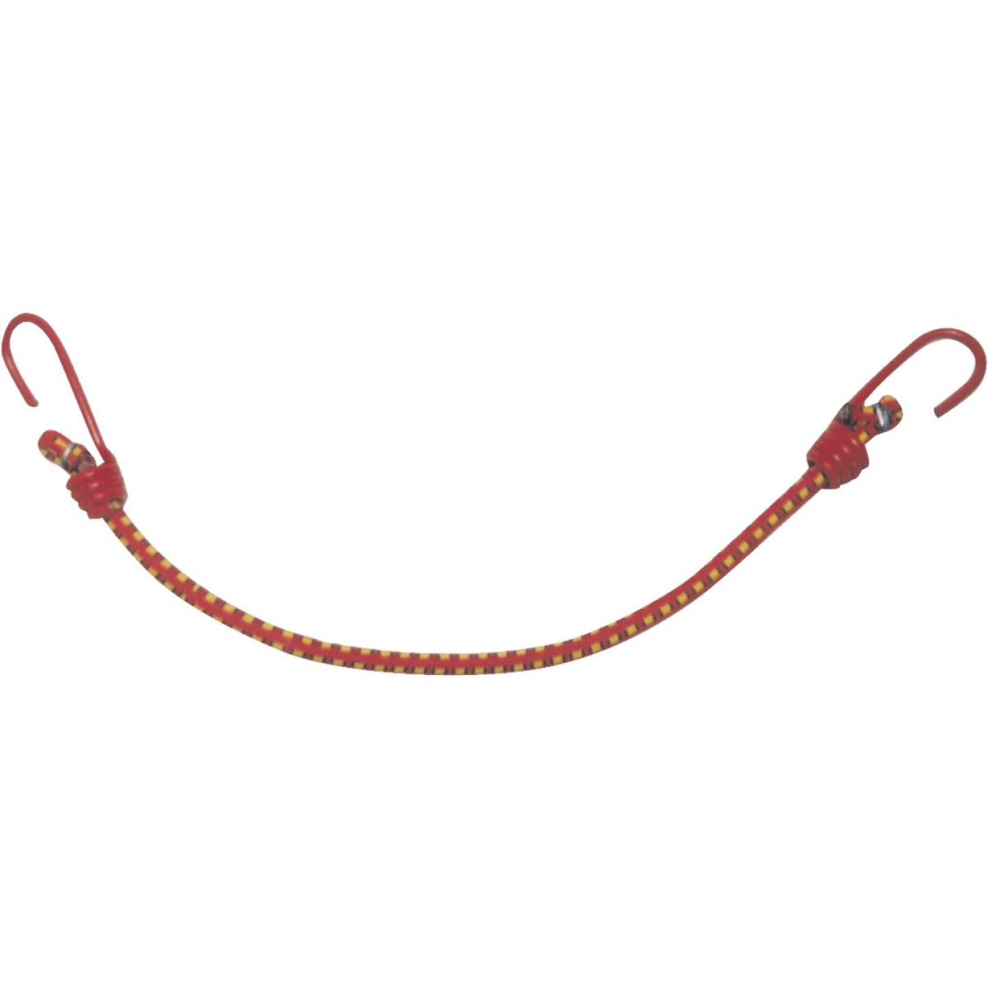 Erickson 1/4 In. x 18 In. Bungee Cord, Assorted Colors Image 1