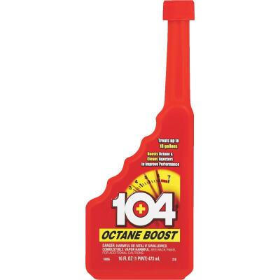 104+ 16 Fl. Oz. Octane Boost Gas Treatment