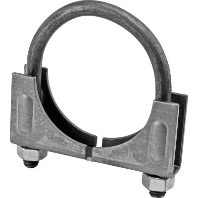 "Victor Saddle 2-1/4"" 13-gauge Steel Muffler Clamp"