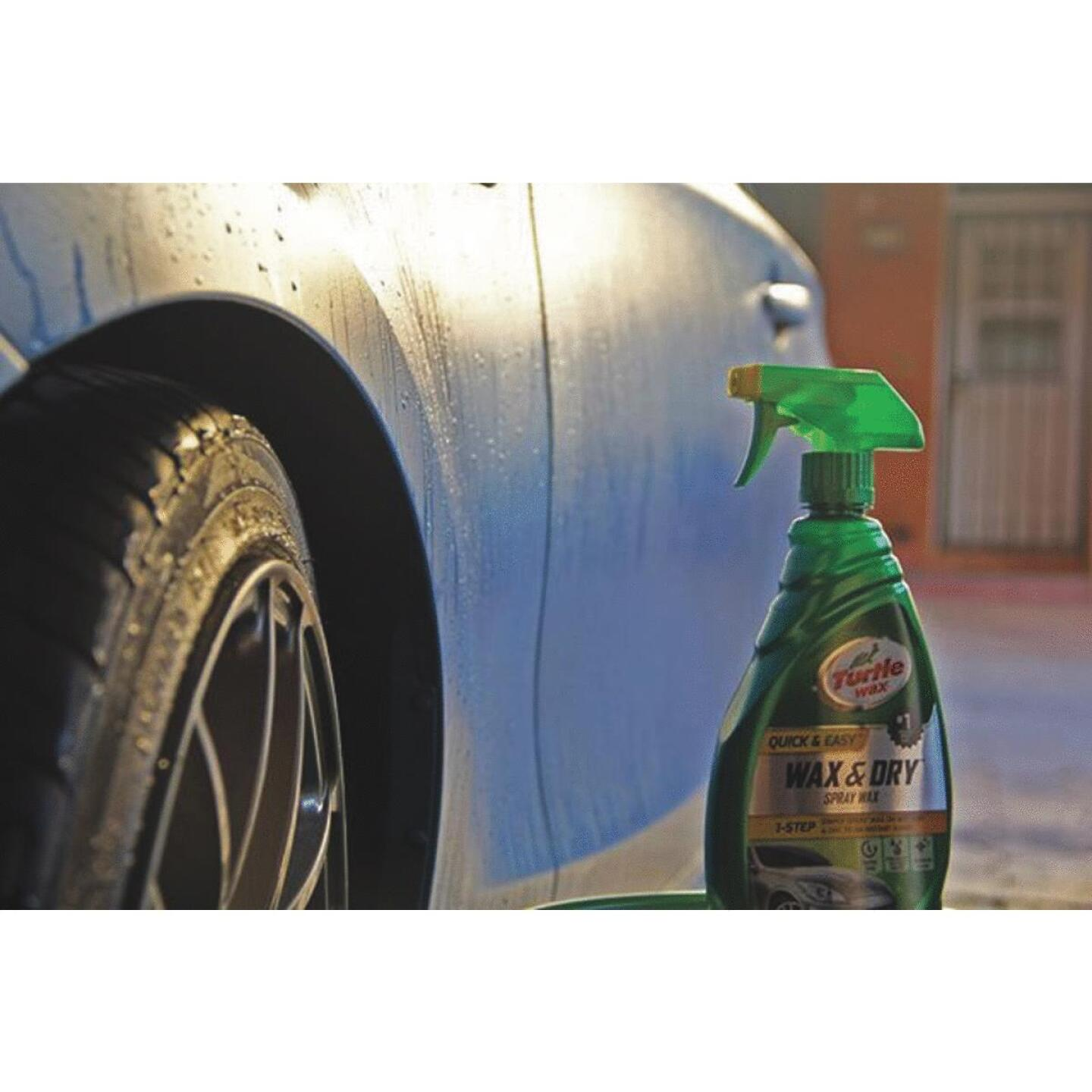 Turtle Wax Wax & Dry 26 Oz. Trigger Spray Spray Car Wax Image 2