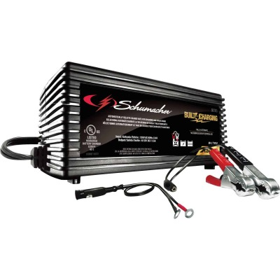 Schumacher Automatic 6V and 12V 1.5A Auto Battery Charger/Maintainer