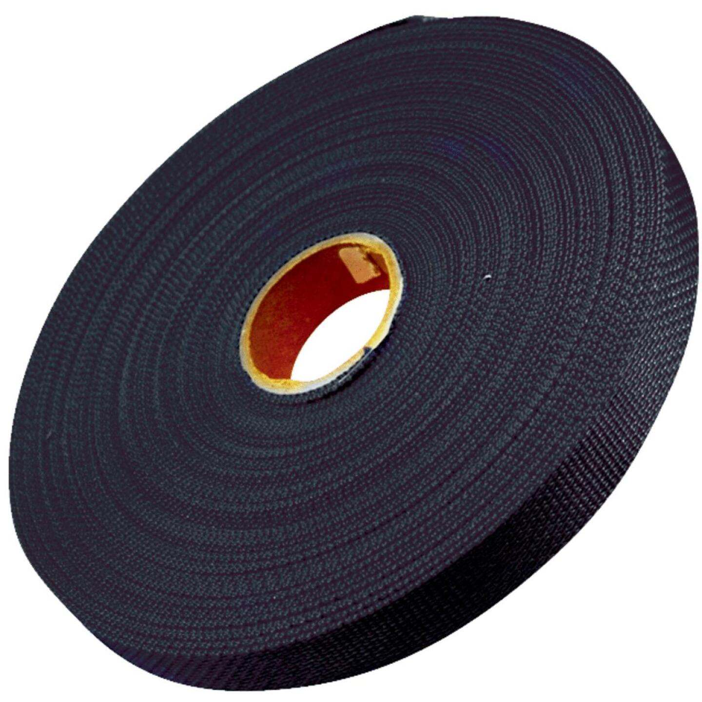 TURF 3/4 In. x 300 Ft. Black Light-Duty Polypropylene Strapping Image 1