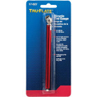 Tru-Flate 20-120 psi Chrome-Plated Tire Gauge Image 2