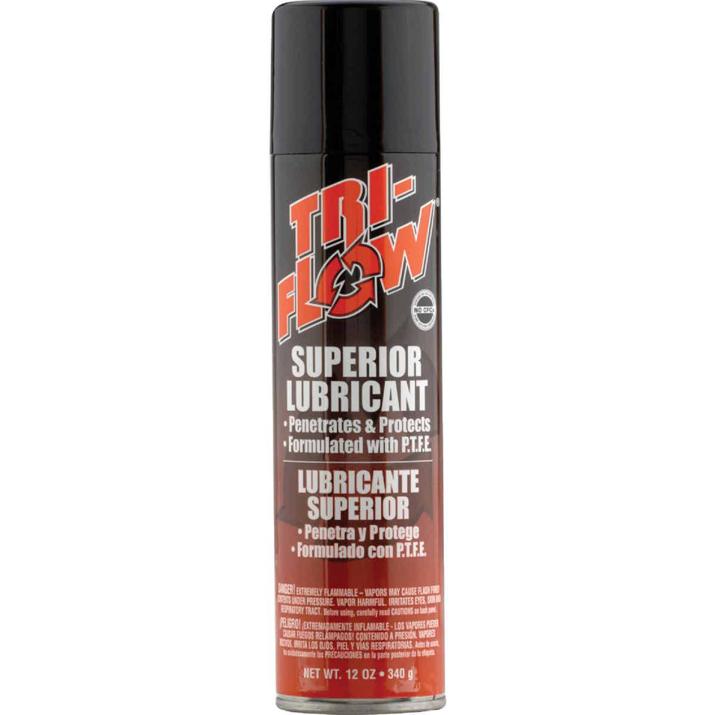 TRI-FLOW 12 Oz. Aerosol Multi-Purpose Lubricant Image 2