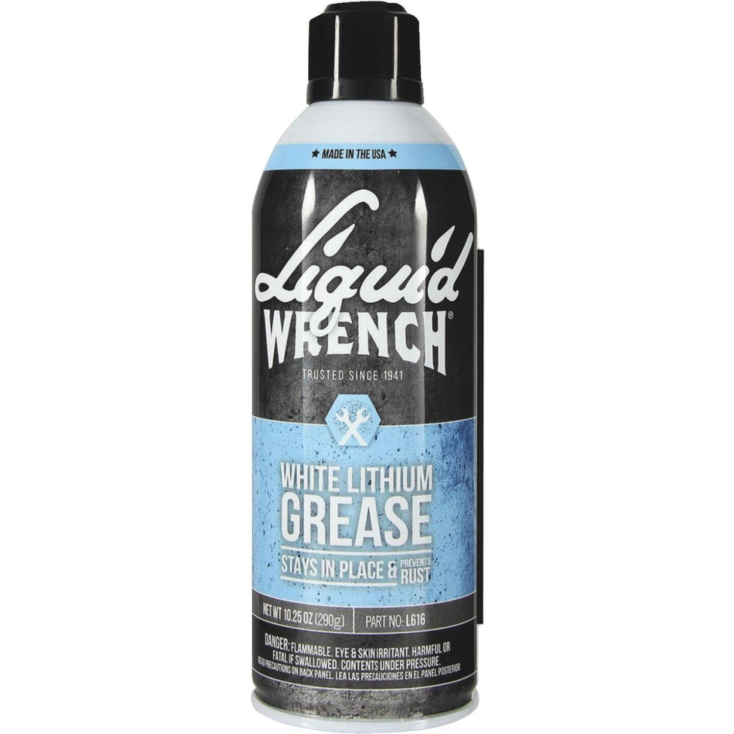Liquid Wrench 10.25 Oz. Aerosol White Lithium Grease Image 1