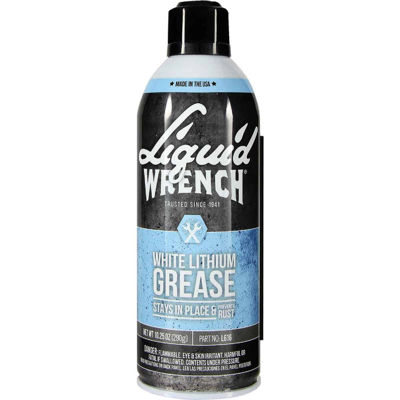 Liquid Wrench 10.25 Oz. Aerosol White Lithium Grease Image 1