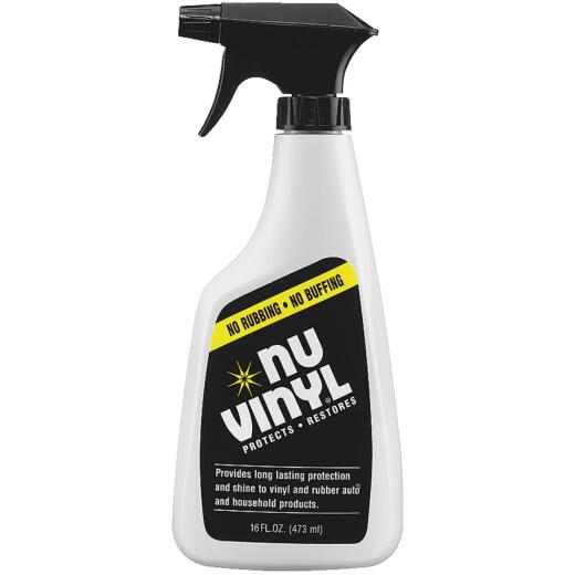 Nu Vinyl 16 Oz. Trigger Spray Protectant
