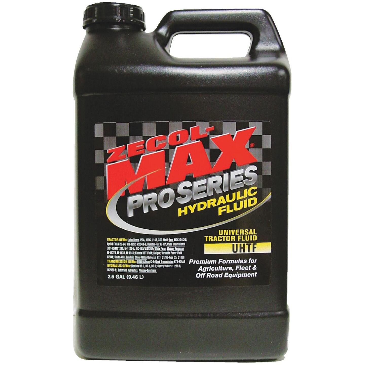 Zecol Max Pro Series 2-1/2 Gal. 10W Hydraulic Oil Image 1