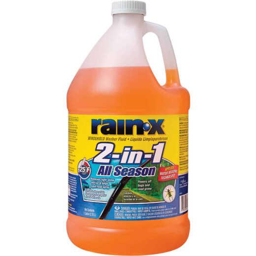 Rain-X All Season 1 Gal. -25 Deg F 2-In-1 Windshield Washer Fluid
