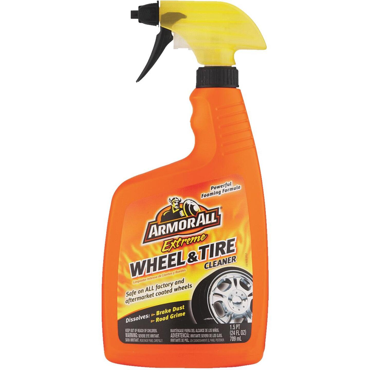 Armor All 24 oz Trigger Spray Wheel Cleaner Image 1