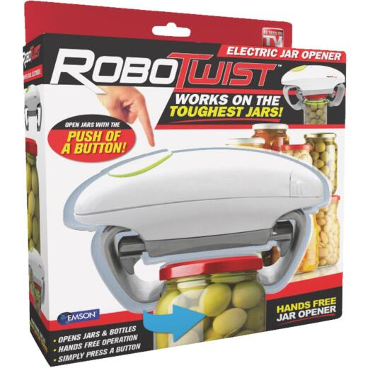 RoboTwist Electric Jar Opener