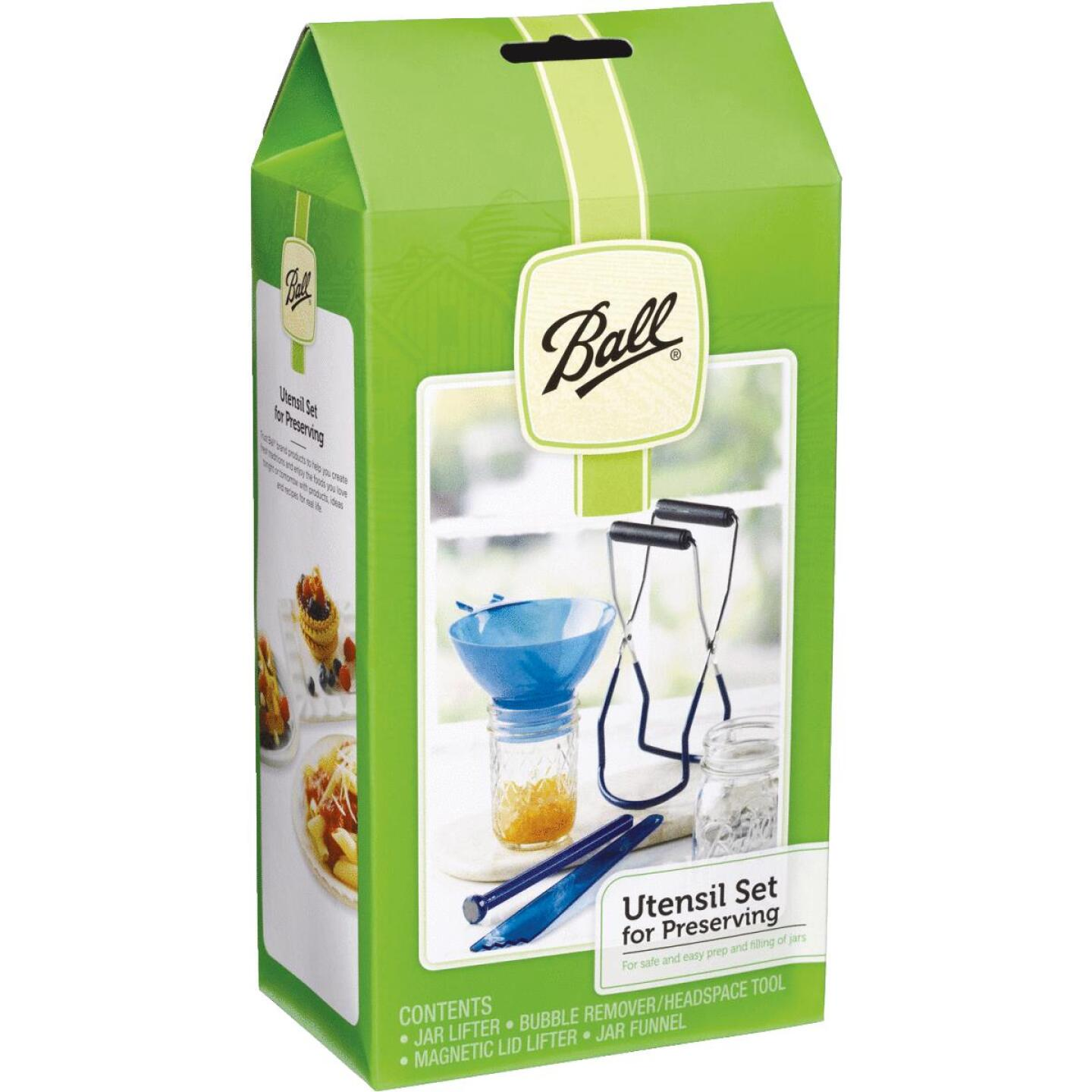 Ball Canning Utensil Set (4-Piece) Image 1