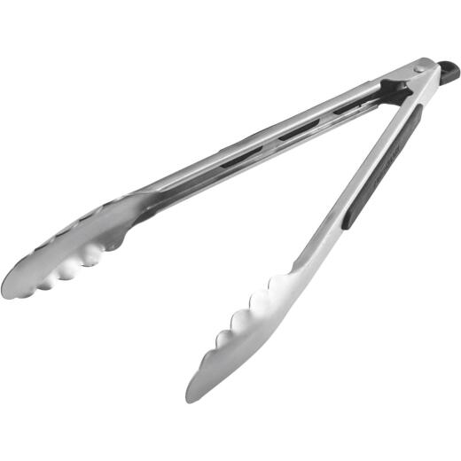 Farberware Pro 12 In. Stainless Steel Tongs