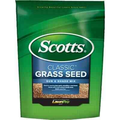 Scotts Classic 20 Lb. 8000 Sq. Ft. Coverage Sun & Shade Grass Seed