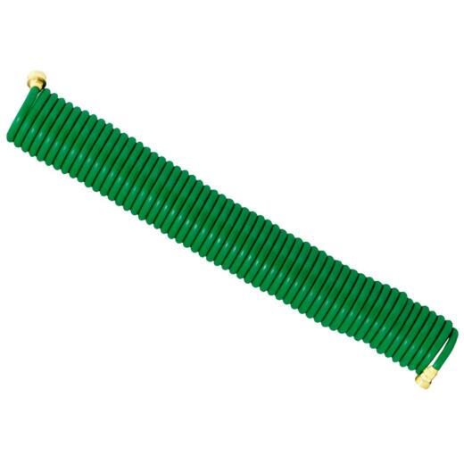Best Garden 3/8 In. Dia. x 50 Ft. L. Coiled Hose