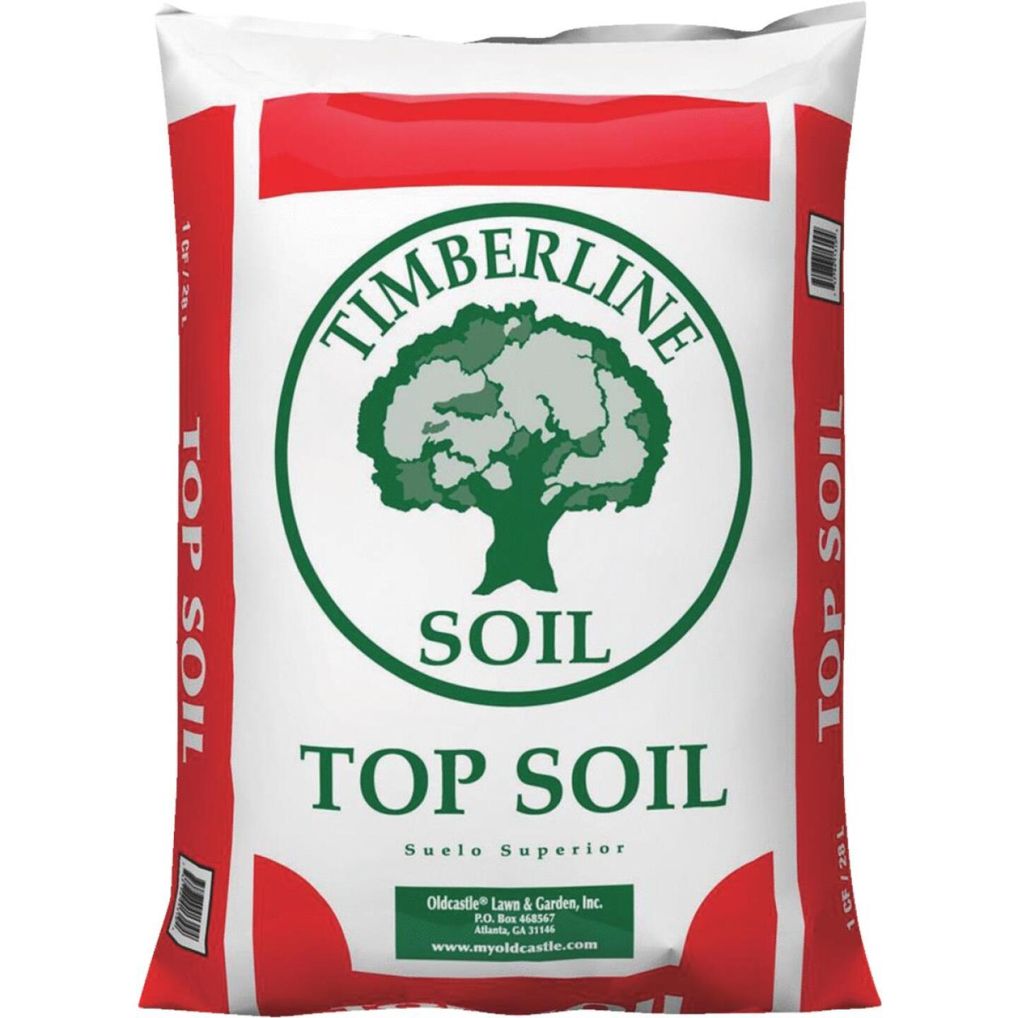 Timberline 40 Lb. All Purpose Top Soil Image 1