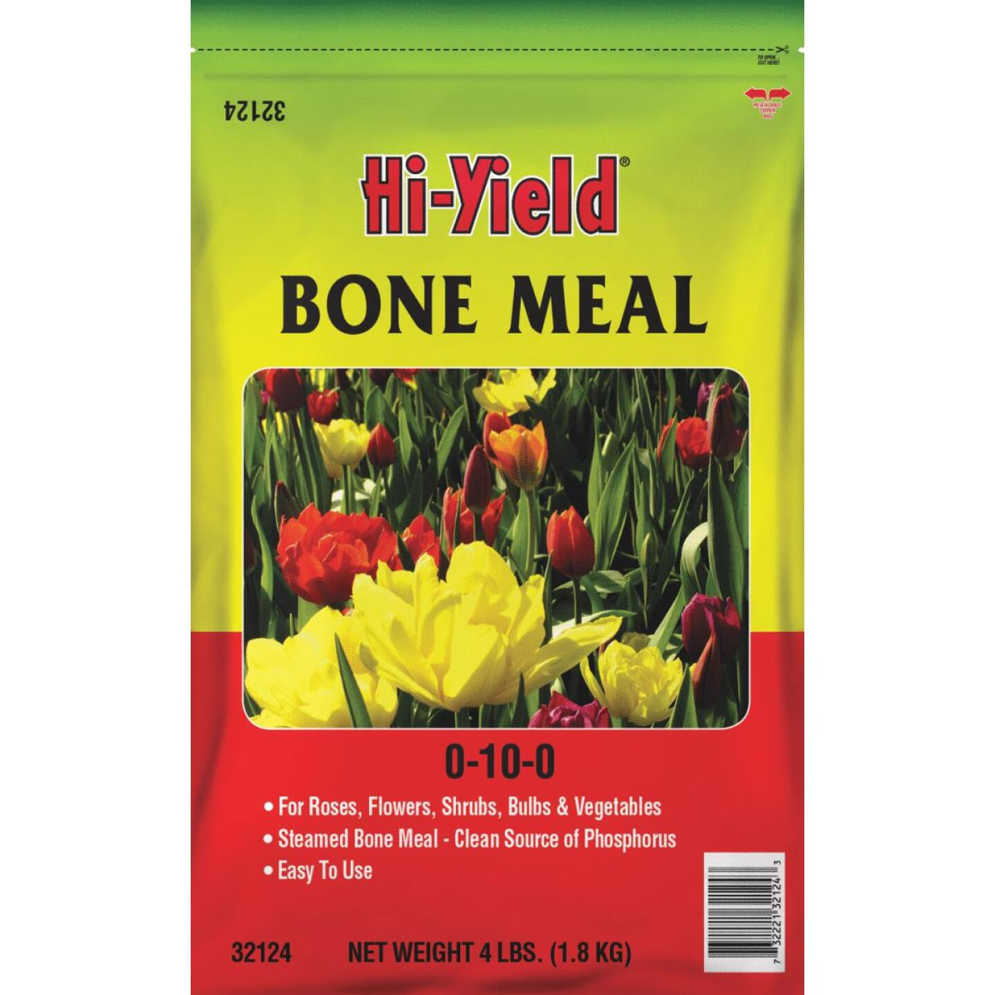 Hi-Yield 4 Lb. 0-10-0 Bone Meal Image 1