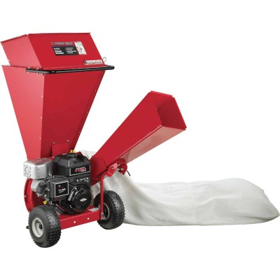 Troy-Bilt 250cc Gas Chipper Shredder