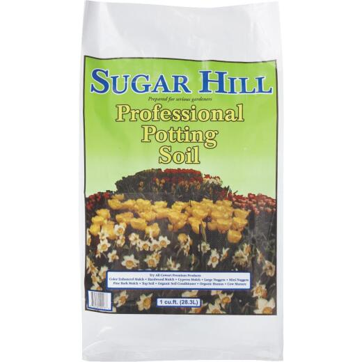 Cowart Sugar Hill 1 Cu. Ft. All Purpose Professional Potting Soil